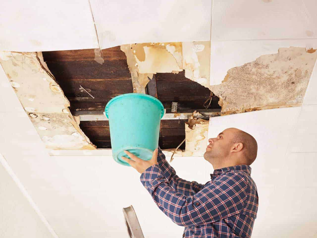 water damage palm desert